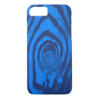 dark and light blue iPhone 7 case