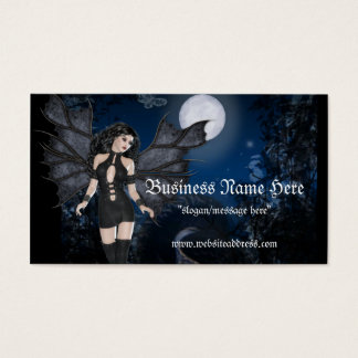 Dark Angel & Dark Night Vampire/Fantasy Biz Cards