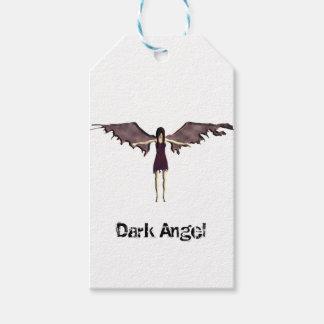 dark angel gift tags
