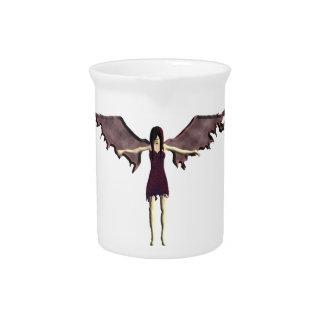dark angel pitcher