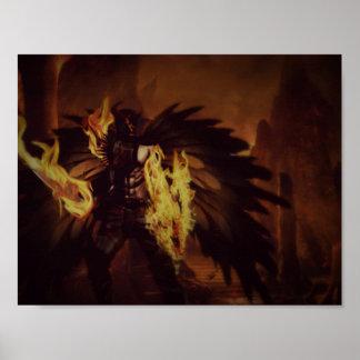 Dark Angel prints Poster