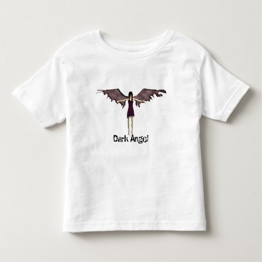 dark angel toddler T-Shirt