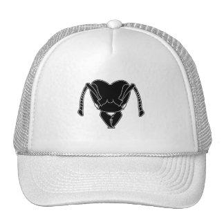 dark ant hat