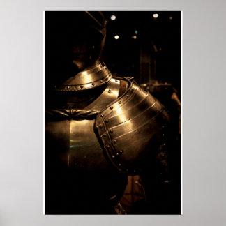 Dark Armour Poster