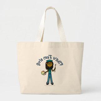 Dark Artist Jumbo Tote Bag