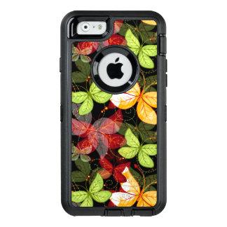 Dark Autumn Pattern OtterBox iPhone 6/6s Case