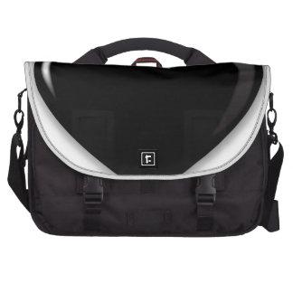 Dark Black Heart Laptop Shoulder Bag