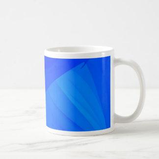 Dark Blue Backdrop Coffee Mug