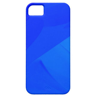 Dark Blue Backdrop iPhone 5 Cover