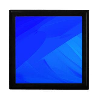 Dark Blue Backdrop Large Square Gift Box