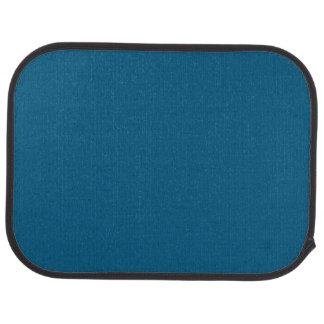 """Dark Blue"" Floor Mat"