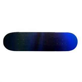 Dark Blue Deck Custom Skateboard
