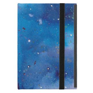 Dark Blue Galaxy Cover For iPad Mini