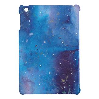 Dark Blue Galaxy Cover For The iPad Mini