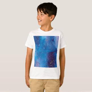 Dark Blue Galaxy T-Shirt