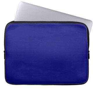 Dark Blue Hanukkah Chanukah Hanukah Template Laptop Sleeves