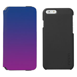 Dark Blue & Purple Ombre Incipio Watson™ iPhone 6 Wallet Case