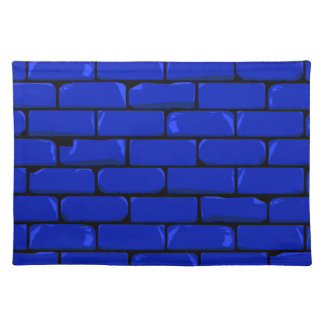 Dark Blue Wall Placemat