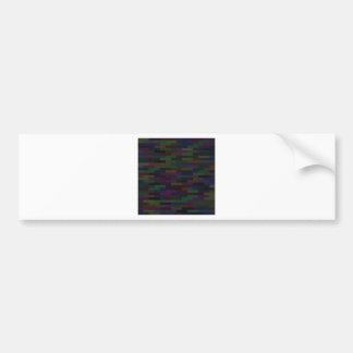 dark bricks bumper sticker