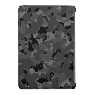Dark Camo Pattern iPad Mini Retina Covers