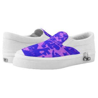 Dark Camo Printed Shoes