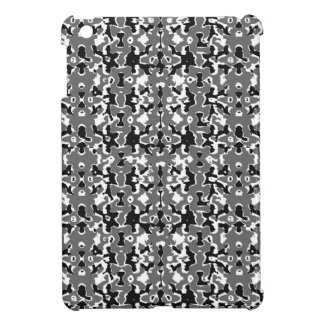 Dark Camo Style Design iPad Mini Case