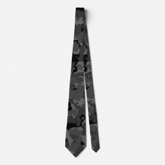 Dark Camo Tie