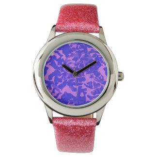 Dark Camo Wristwatches
