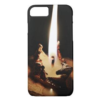 Dark Candle iPhone 8/7 Case