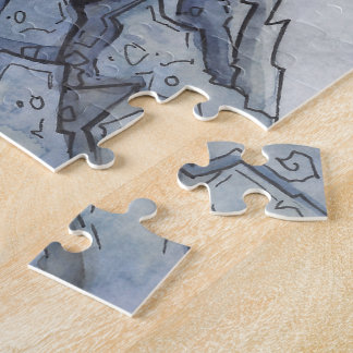 Dark Castle Jigsaw Puzzle from Unreal Estate
