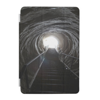 Dark Cave Tunnel iPad Mini Cover