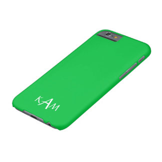 Dark Chalky Pastel Green Wedding Party Set Barely There iPhone 6 Case