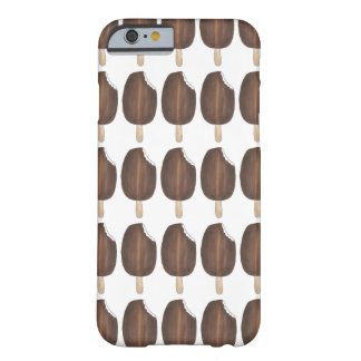 Dark Chocolate Ice Cream Popsicles Phone Case Barely There iPhone 6 Case