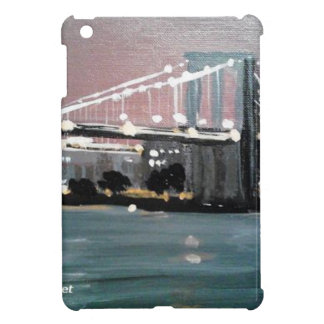 Dark CityScape iPad Mini Cover