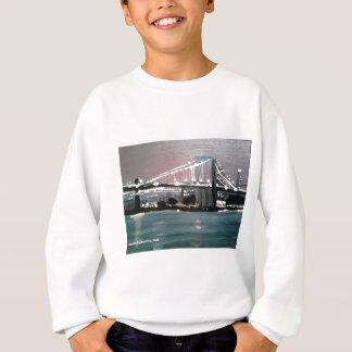 Dark CityScape Sweatshirt