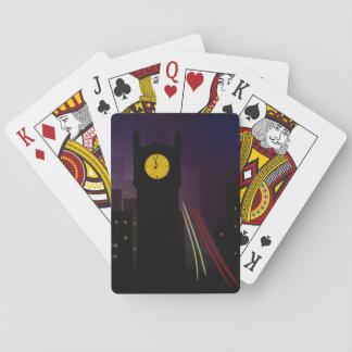 Dark Clock Tower Player Cards