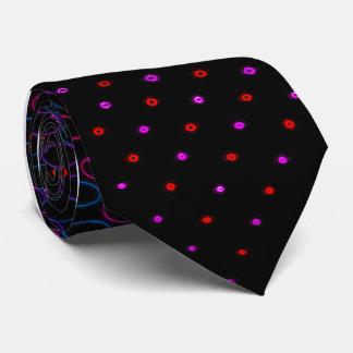 Dark Colored Circles Tie