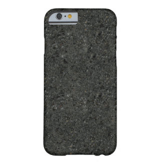 Dark Concrete Coated iPhone 6 Case