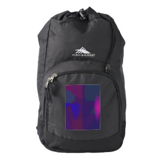 Dark Contrast Backpack