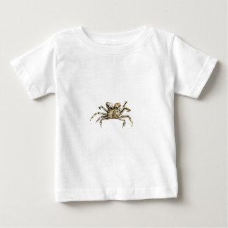 Dark Crab Photo Baby T-Shirt