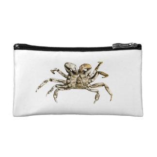 Dark Crab Photo Cosmetic Bags