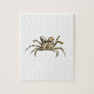 Dark Crab Photo Jigsaw Puzzle