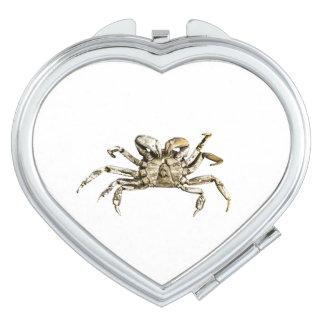 Dark Crab Photo Makeup Mirror