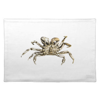 Dark Crab Photo Placemat