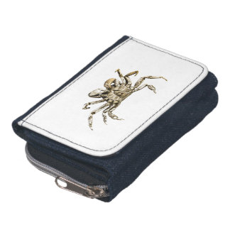 Dark Crab Photo Wallets