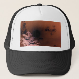 Dark,Creepy Sky Hat