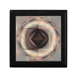 Dark Crystal Small Square Gift Box