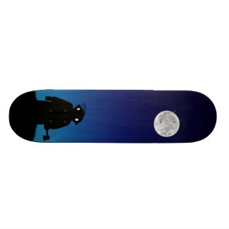 Dark Derek Skate Board