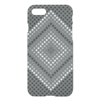 Dark Diamond iPhone 7 Clear Case