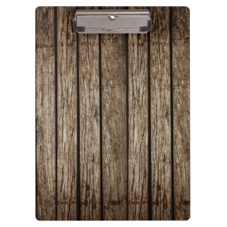 dark distressed wood texture clipboard
